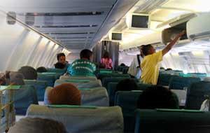 Colis express avion