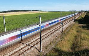 Colis express TGV
