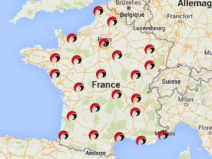 Transport Express en France