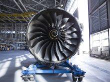 Transport urgent de pièces détachées pour réacteur d'avion