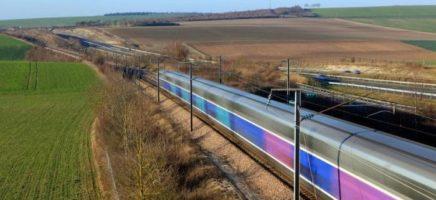 Le prix d'une livraison express TGV