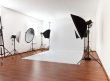 Course express de matériel photo pour une agence de publicité
