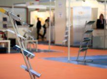 Transport urgent sur un stand-exposition au Luxembourg et en Suisse