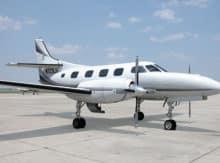 Avion-taxi Fairchild Merlin III