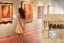 Transport d'oeuvres d'art, objets et tableaux