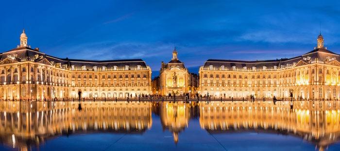 Taxi colis à Bordeaux