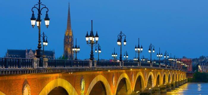 Transport express à Bordeaux