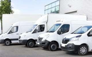 Coursier camion, un choix idéal pour les transports volumineux