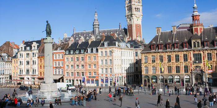 Coursier Express à Lille