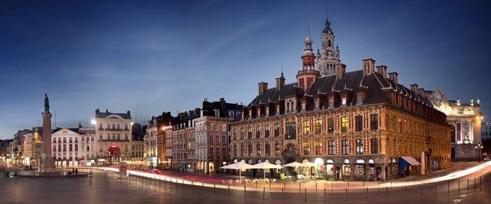 Taxi colis à Lille