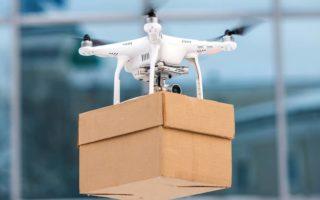La livraison par drone