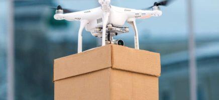 Demain on vous livre par drone ?