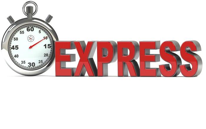Définition livraison express