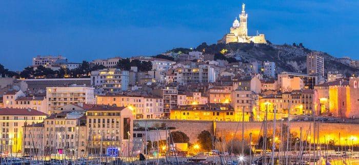 Taxi colis à Marseille