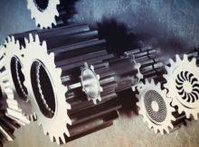Livraison express d'un mécanisme industriel