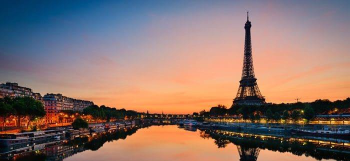 Taxi colis à Paris
