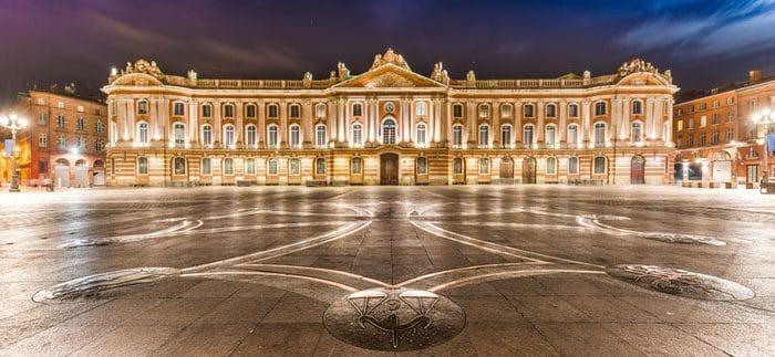 Taxi colis à Toulouse