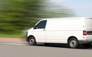 Photo d'un véhicule pour le transport sans rupture de charge